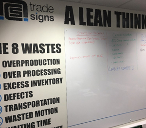 Our Lean Journey- part 1