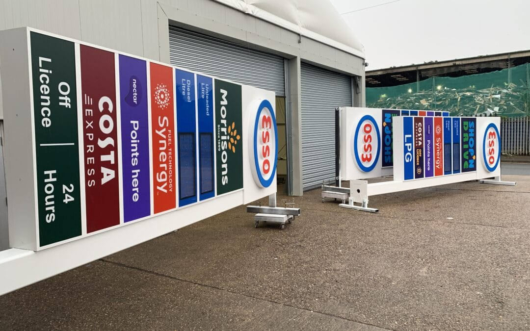 5 reasons to choose a totem sign from NCS Trade Signs